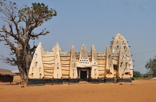 Image result for Larabanga Mosque